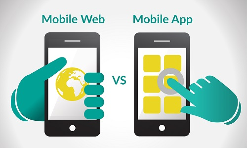 Five Prominent Reasons Why You Should Choose Mobile App Over Website