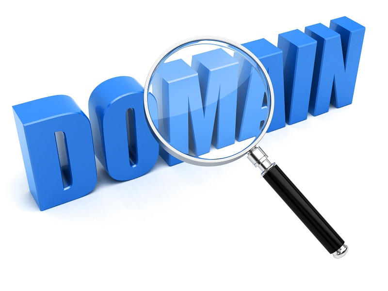 how to know if a domain name is taken
